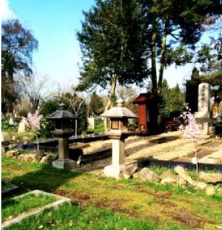 ヘンドン日本人墓地