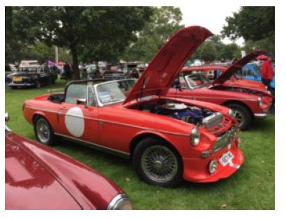 Classic Carがお好きなあなたにお知らせ