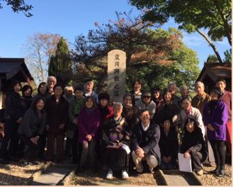 ヘンドン日本人墓地清掃供養